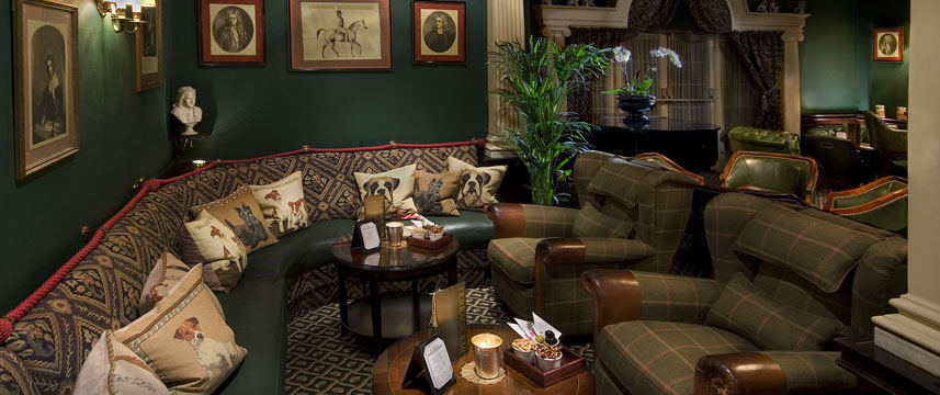 The Chesterfield Mayfair - Terrace bar lounge