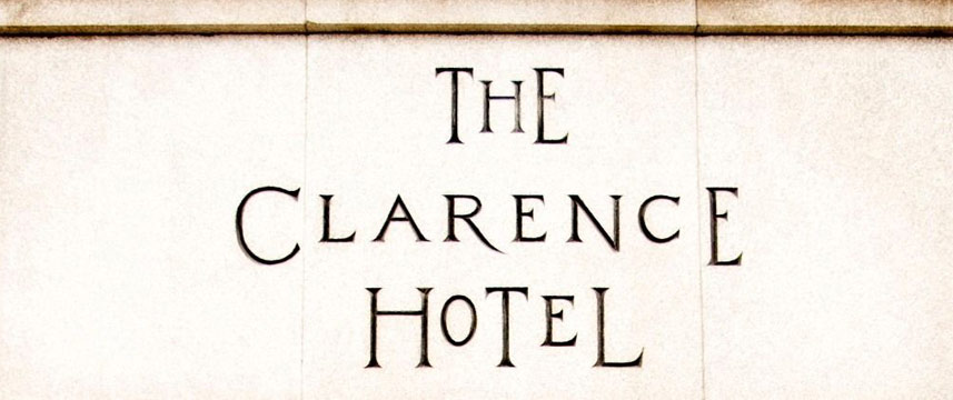The Clarence - Name