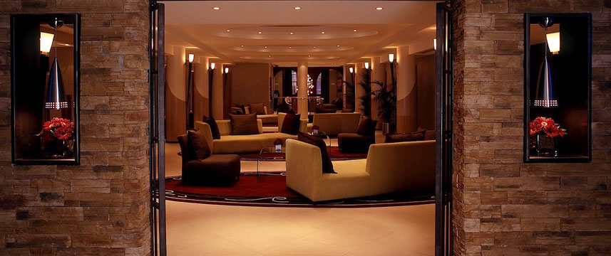 The Courthouse Hotel - Lobby