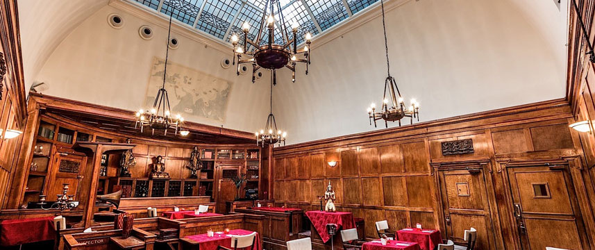 The Courthouse Hotel - Silk Restaurant