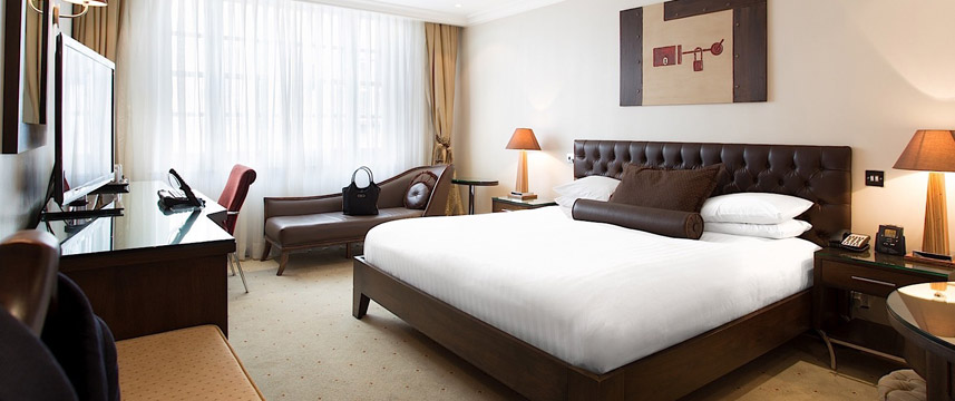 The Courthouse Hotel - Superior King Room