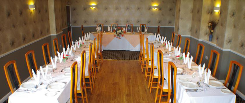 The Croham Hotel - Restaurant Room