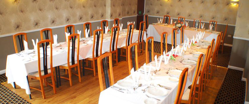 The Croham Hotel - Restaurant Wedding