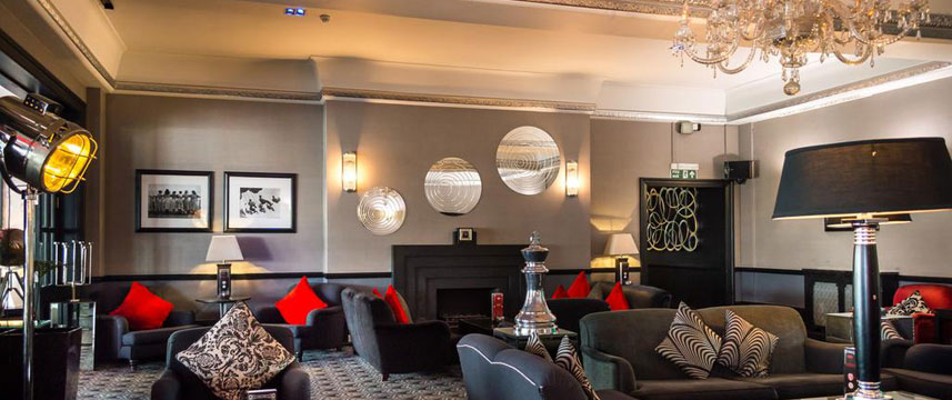 The Cumberland Hotel - Lounge Seating