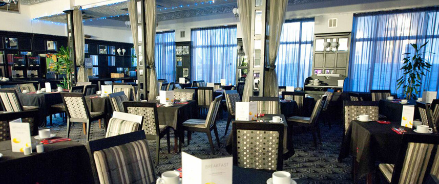 The Cumberland Hotel - Restaurant