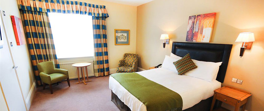 The Durley Dean Hotel - Bed Double Room