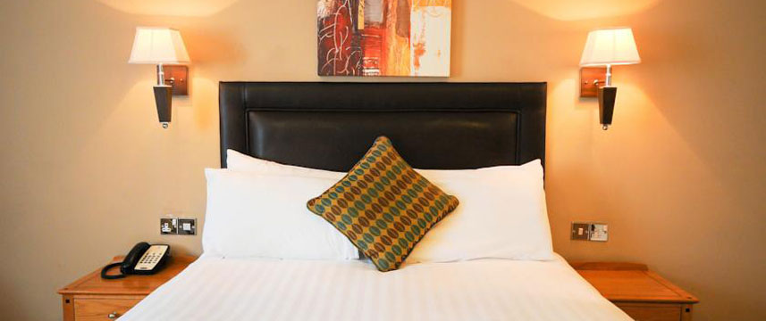The Durley Dean Hotel - Double Bed Room