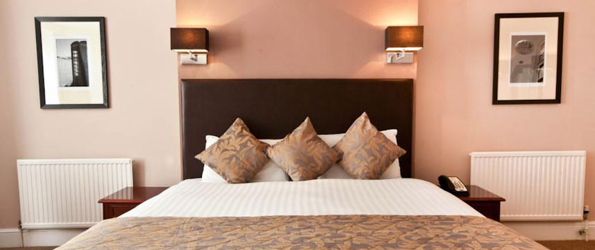 The Durley Dean Hotel - Doubleroom