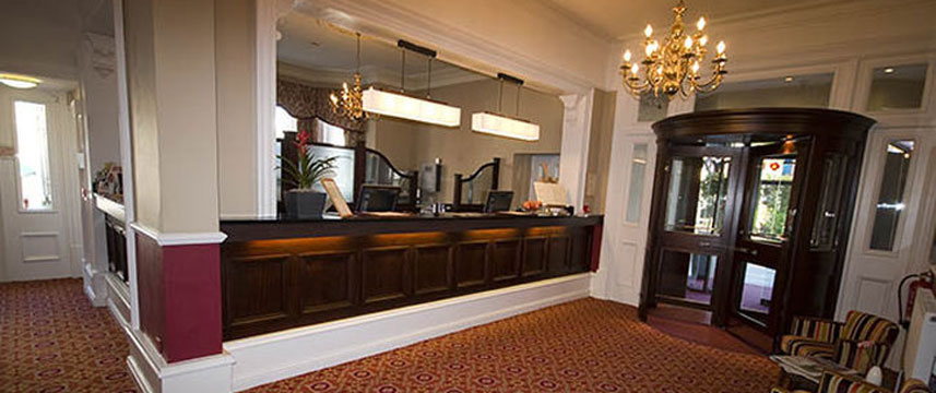 The Durley Dean Hotel - Reception