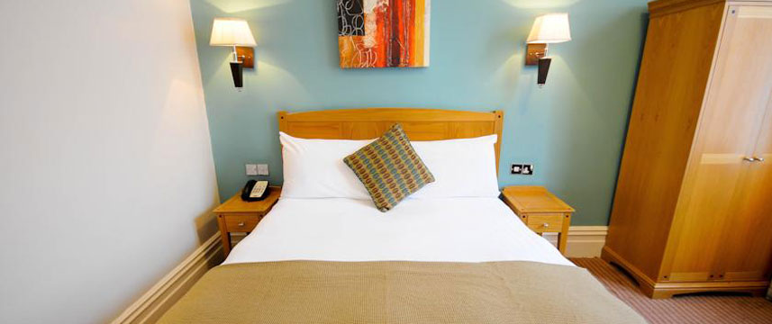 The Durley Dean Hotel - Room Double Bed