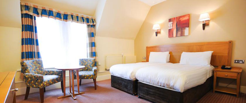 The Durley Dean Hotel - Twin Room