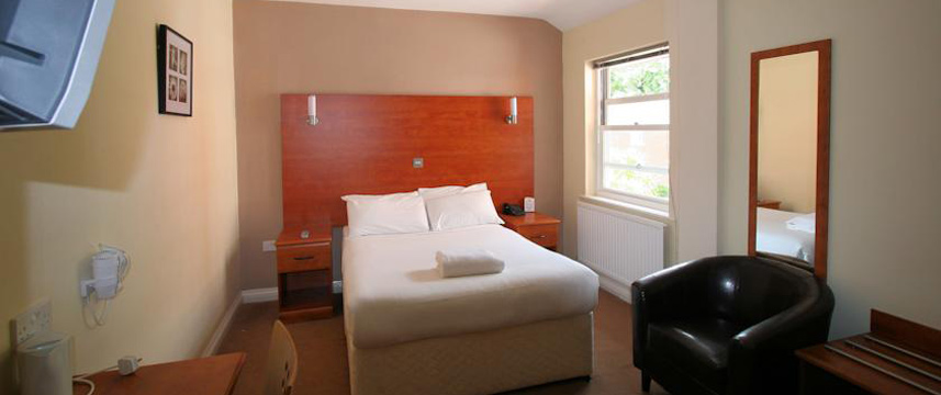 The Edgbaston Palace Hotel - Bedroom Double