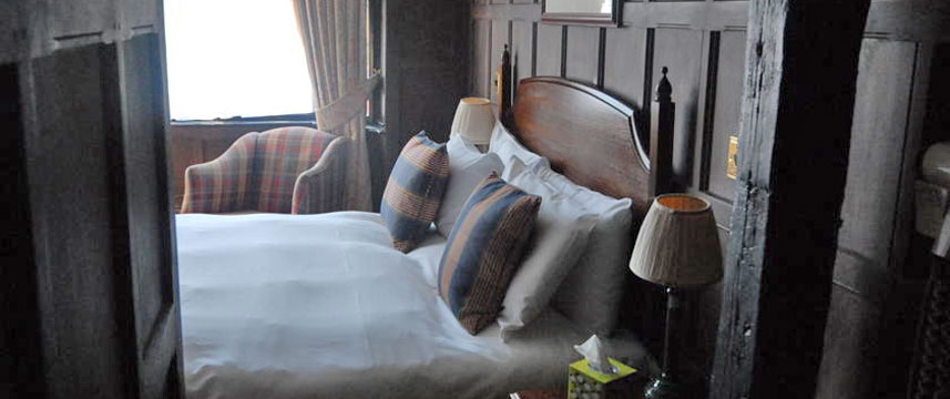 The Falstaff Hotel - Double Bed