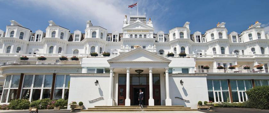 The Grand Hotel Eastbourne - Entrance