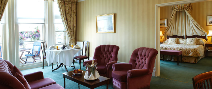 The Grand Hotel Eastbourne - Hotel Suite