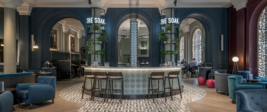 The Grosvenor - The Soak