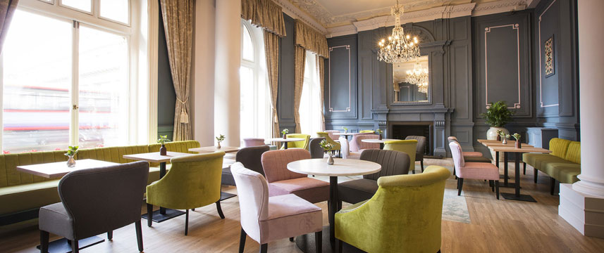 The Grosvenor - The Tea Lounge