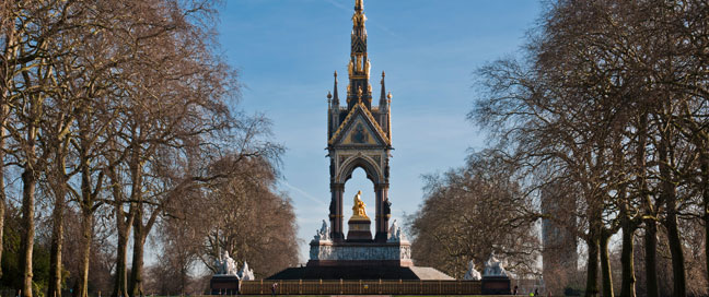 The Jade Hotel - Albert Memorial