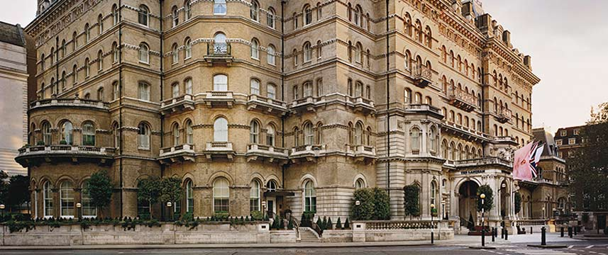 The Langham London - Exterior Facade