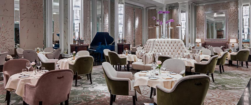 The Langham London - Palm Court
