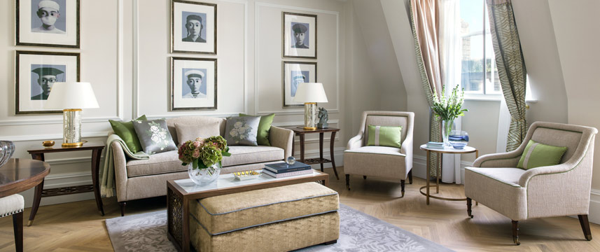 The Langham London - Suite Lounge