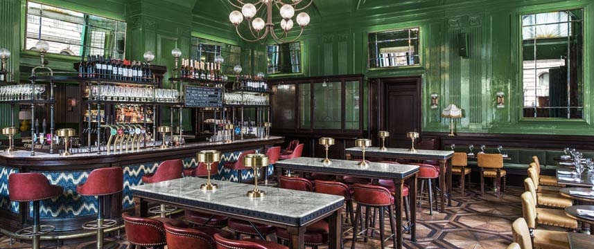 The Langham London - The Wigmore Bar