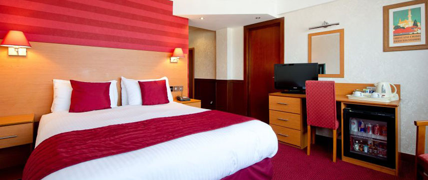 The Liner Hotel - Standard Cabin Bedroom