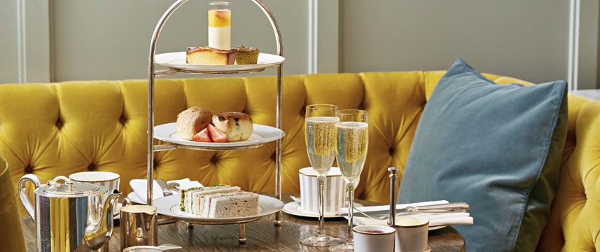 The Marylebone Afternoon Tea Selection