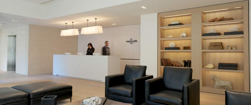 The Nadler Soho - Reception