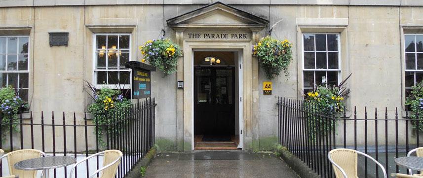 THE PARADE PARK AND LAMBRETTAS BAR Hotel Bath