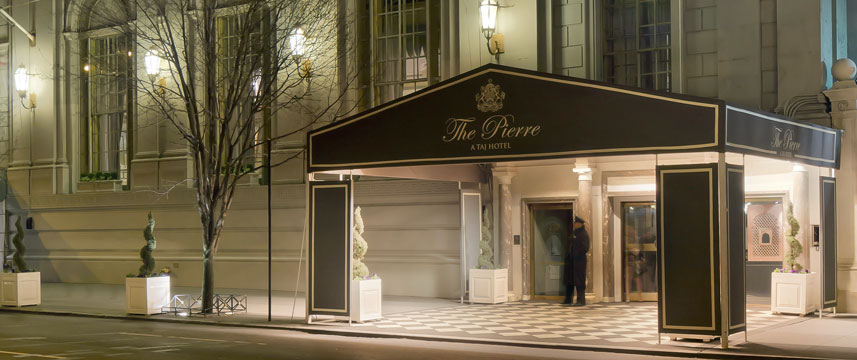 The Pierre A Taj Hotel New York 1 2 Price With Hotel