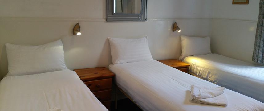 The Princess Hotel - Triple Room