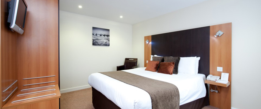 The Re London Shoreditch - Double Room
