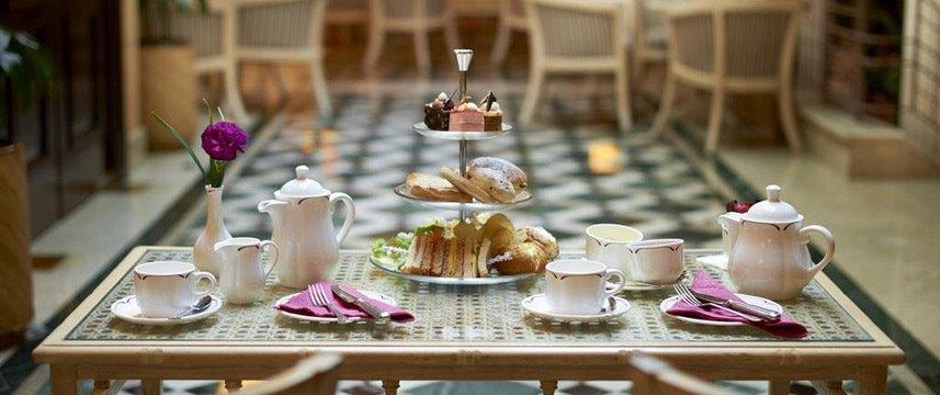 The Regency - Pavillion Terrace Afternoon Tea