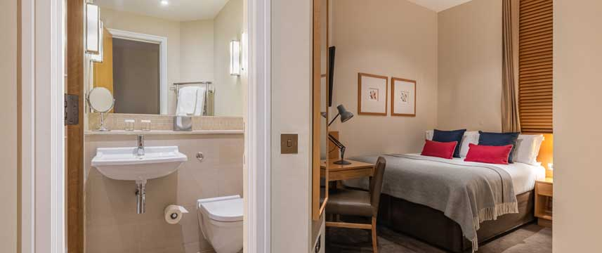 The Resident Kensington - Small Double Room