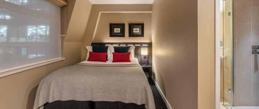 The Resident Victoria - Small Double Room