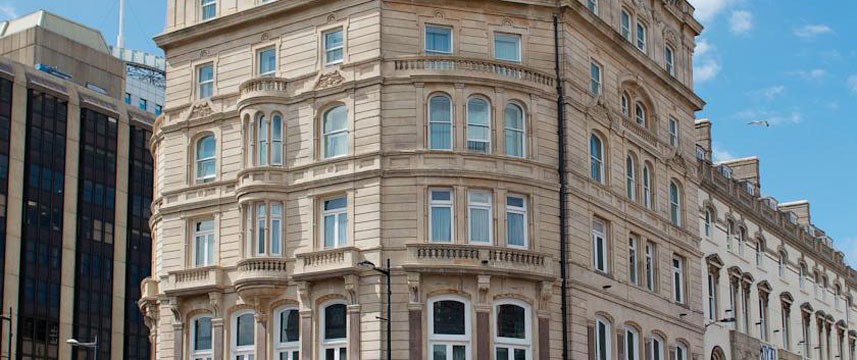 The Royal Hotel Cardiff - Exterior