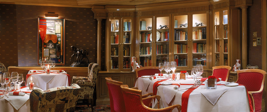 The Rubens at the Palace - Library Restaurant