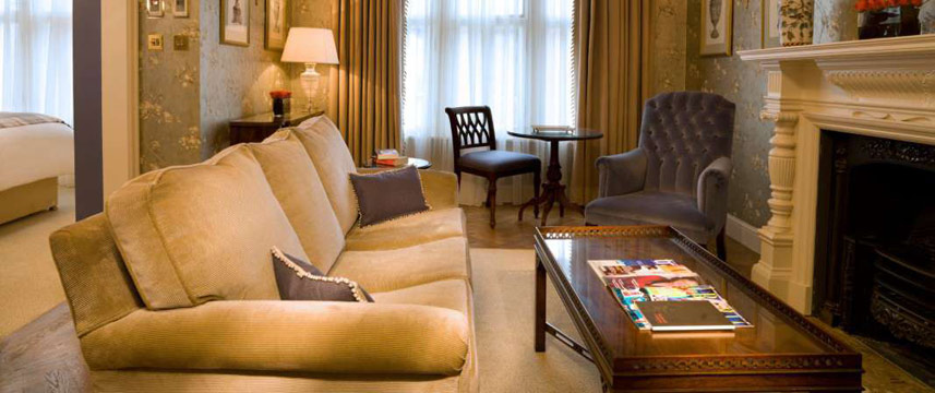 The Stafford London by Kempinski - Deluxe Junior Suite