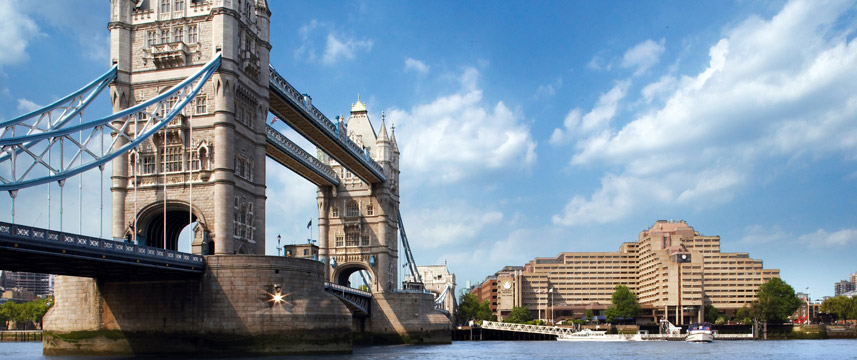 The Tower Hotel - & Tower Bridge