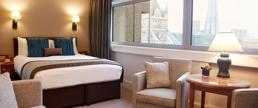 The Tower Hotel - Bridge View Room