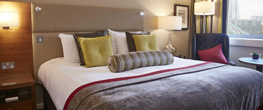 The Tower Hotel - Executive Double Bed