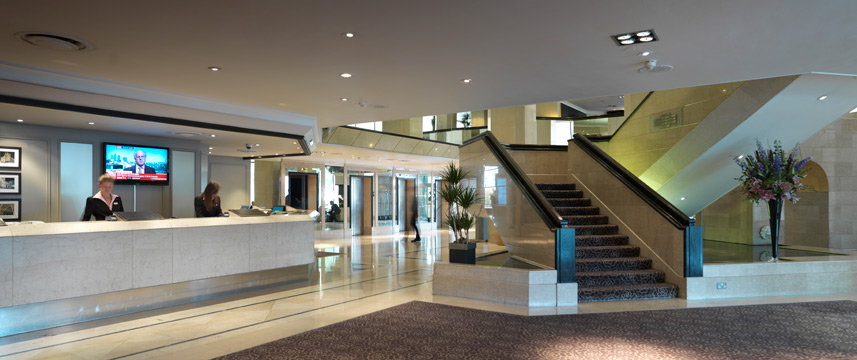 The Tower Reception Lobby