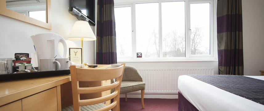 The Victoria Hotel Manchester - Double Room