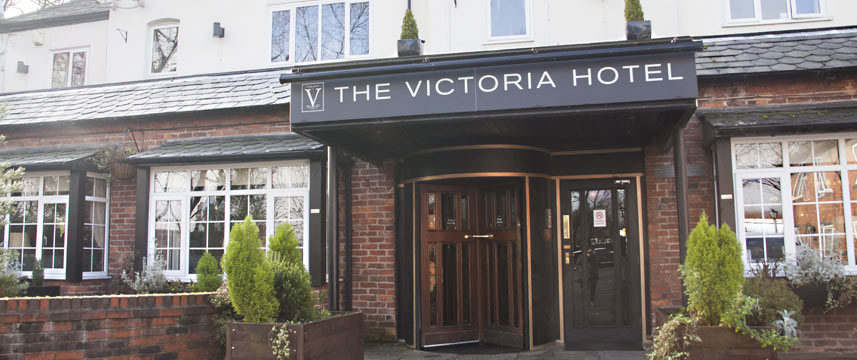 The Victoria Hotel Manchester - Exterior