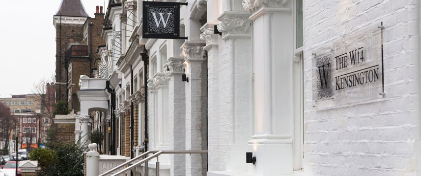 The W14 Kensington - Outside