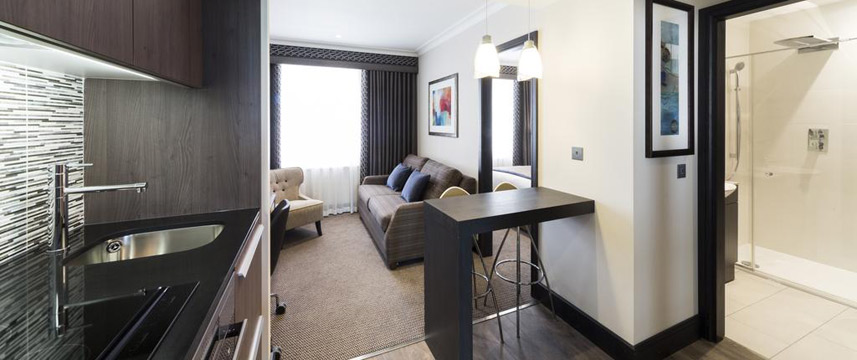 The Westbourne Hyde Park - Deluxe Suite