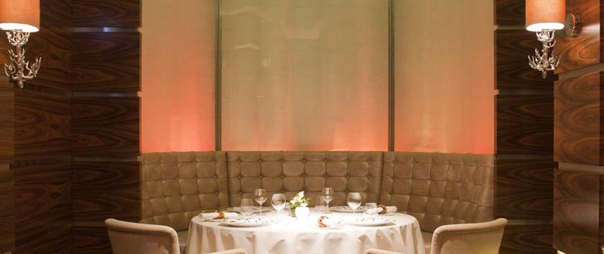 The Westbury Hotel - Intimate dining