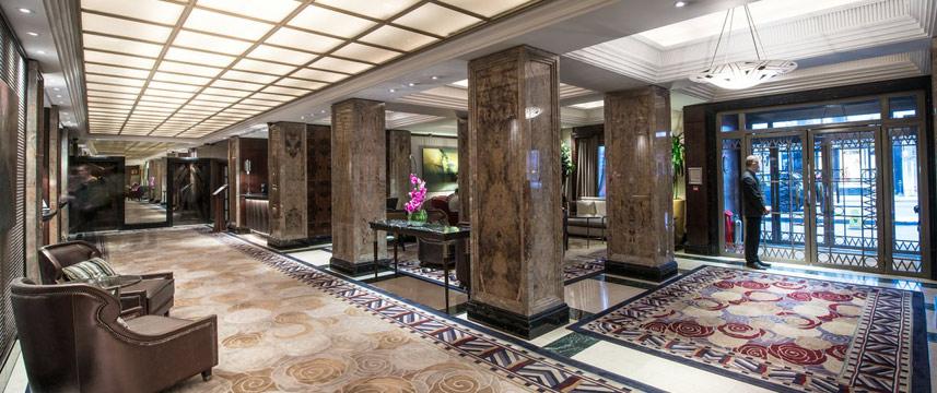 The Westbury Hotel - Lobby & Entrance