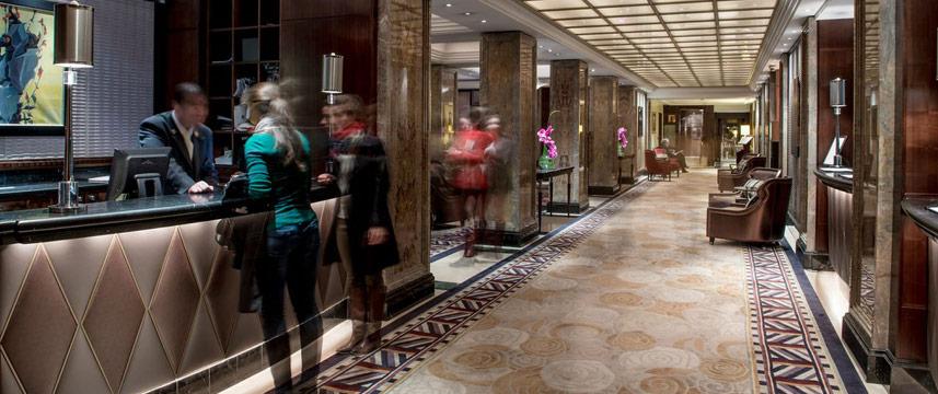 The Westbury Hotel - Reception